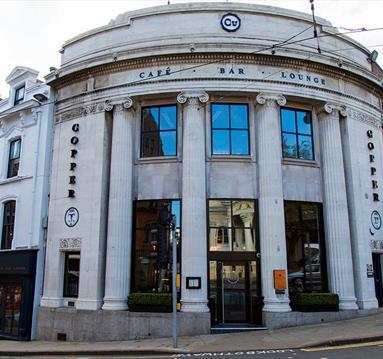 Copper Cafe Bar, City Centre, Nottingham