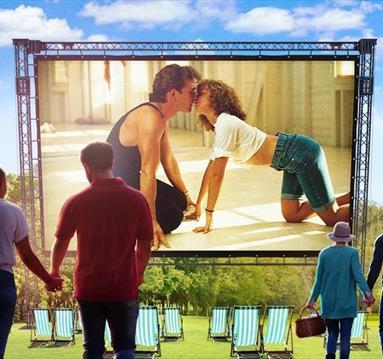 Dirty Dancing Outdoor Cinema image