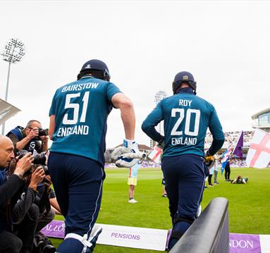 Vitality International T20 at Trent Bridge | England vs Pakistan