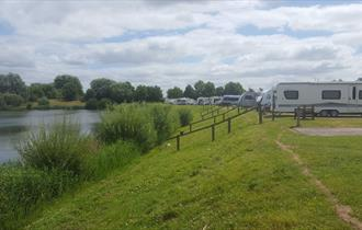 Smeaton's Lakes - Touring, Caravan and Fishing Park