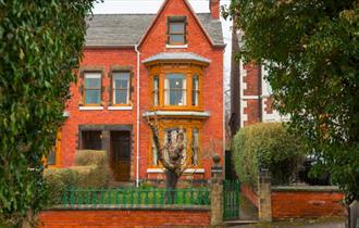 Mr Straw's House, Nottingham