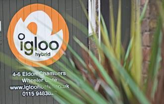 Igloo Hybrid Ho[s]tel