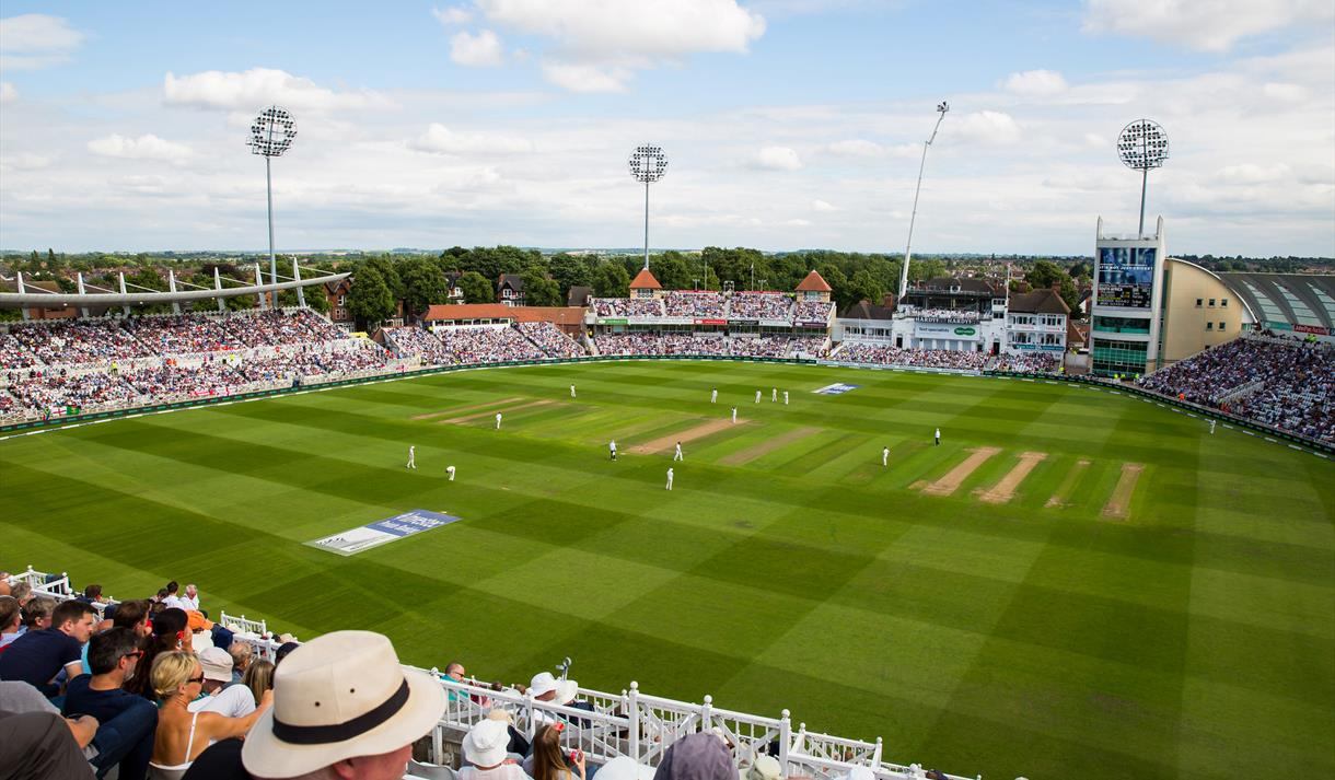 Royal London One Day Cup Final at Trent Bridge