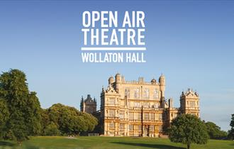 Open Air Theatre at Wollaton Hall
