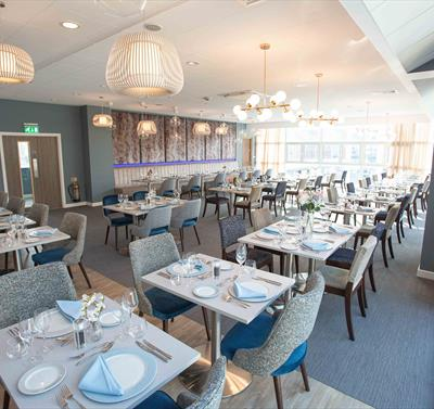 Spotlight Bar & Restaurant at the Motorpoint Arena Nottingham