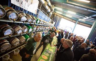 Nottingham Robin Hood Beer and Cider Festival 2021