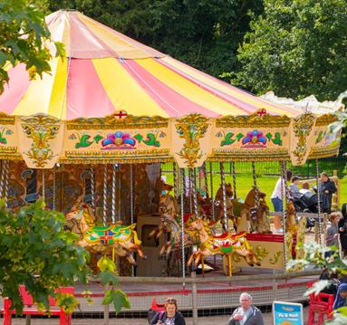 Robin Hood's Wheelgate Park