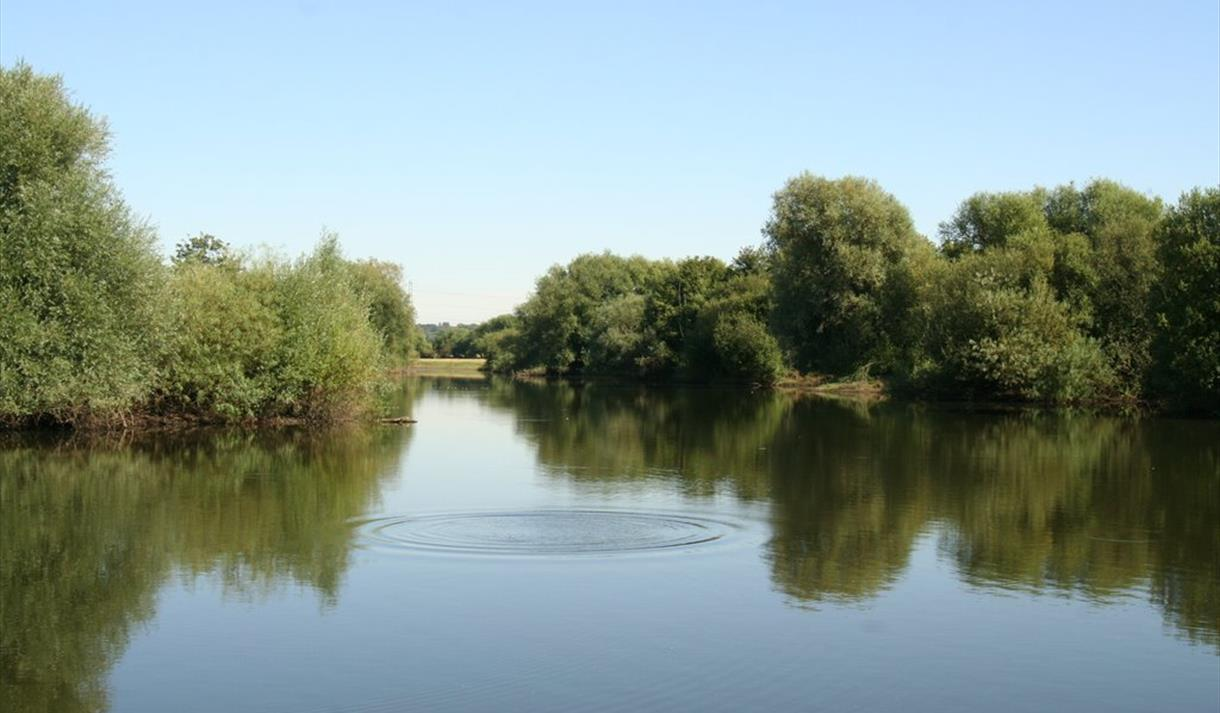 Holme Pierrepont Country Park Cycle Route
