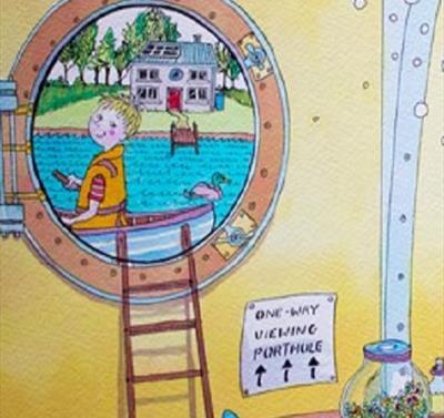Children's Book Illustration - Short Course at NTU, Nottingham Trent University