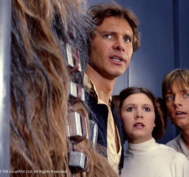 Star Wars: A New Hope - Luna Cinema