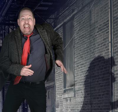 Nottingham Comedy Festival: Alfie Moore: Its A Fair Cop: Work In Progress