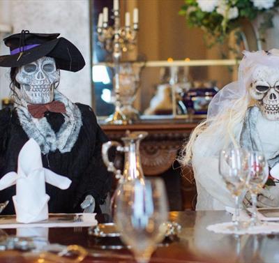 Halloween at Belvoir Castle