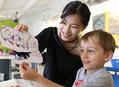 About China at Lakeside Arts