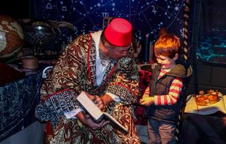 Halloween Fun at Nottingham Castle: a weekend of witches and wizardry at Nottingham Castle