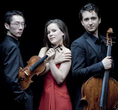 Amatis Trio, Lakeside Arts