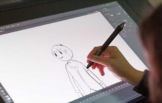 3D Animation and Character Creation - Short Course at NTU, Nottingham Trent University