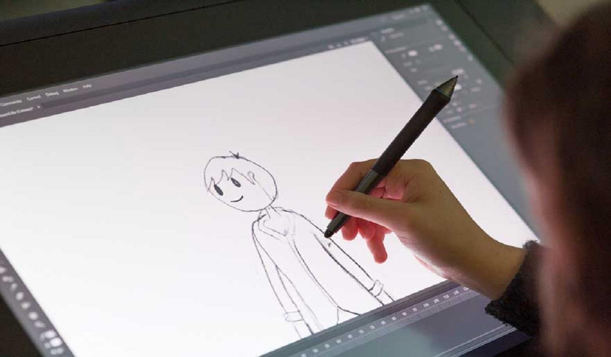Animation for 15 - 17 Year Olds - Short Course at NTU, Nottingham Trent University