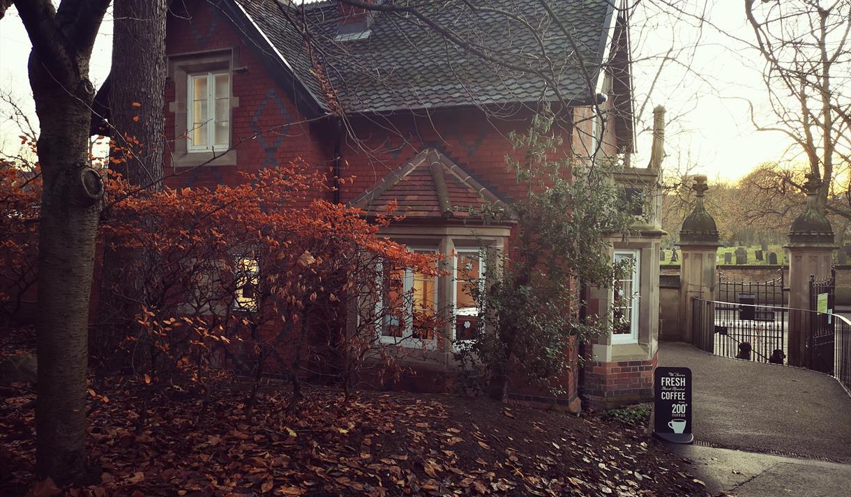 Arboretum Cafe | Visit Nottinghamshire