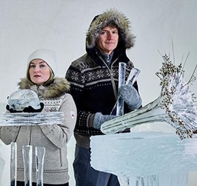 Arctic Ice Music: 20:20