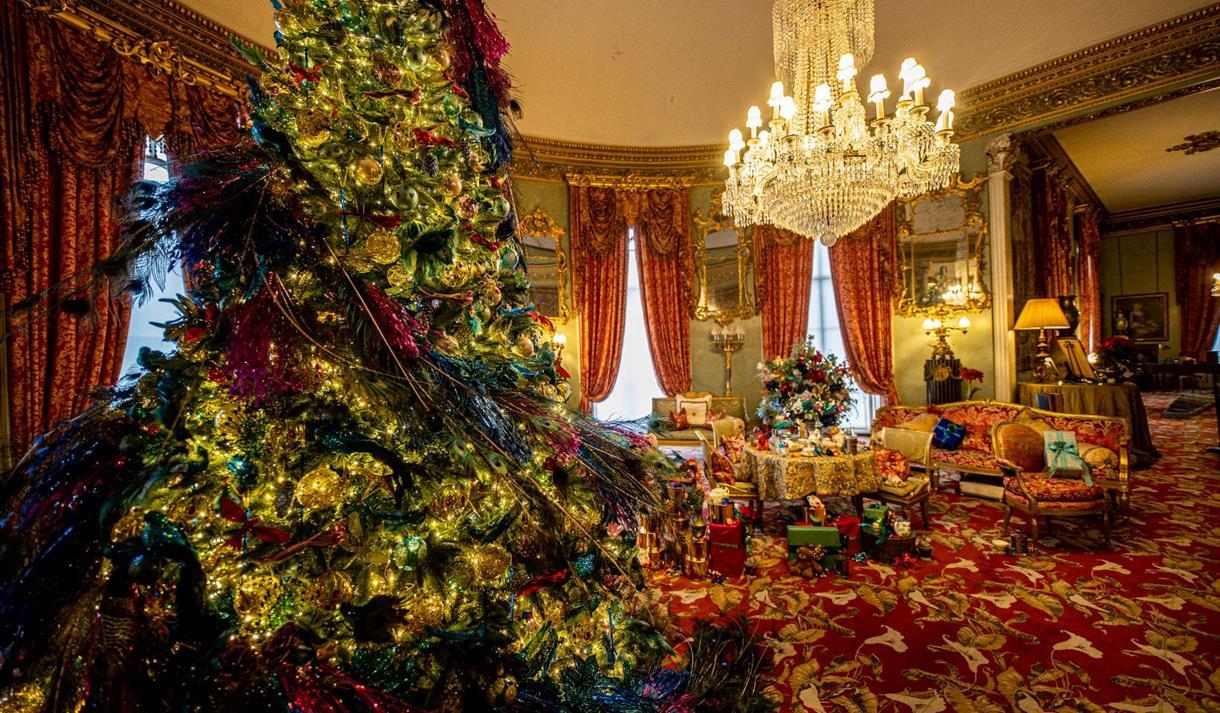Regency Christmas at Belvoir Castle