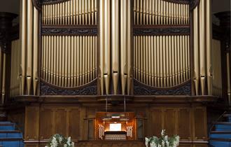 Binns Organ Concerts 2021