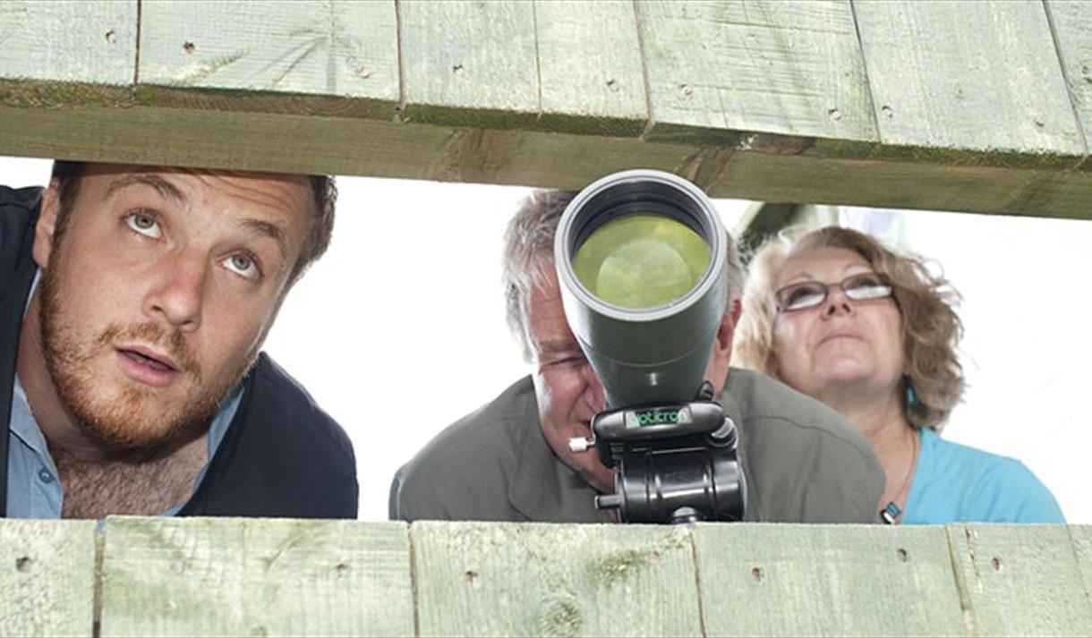 Binocular and Telescope 1-1 Demo