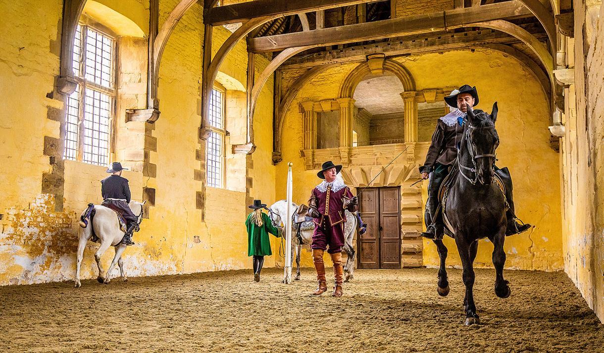 Cavendish's Horses: The Art of Manege