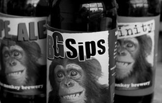 Blue Monkey Brewery Shop