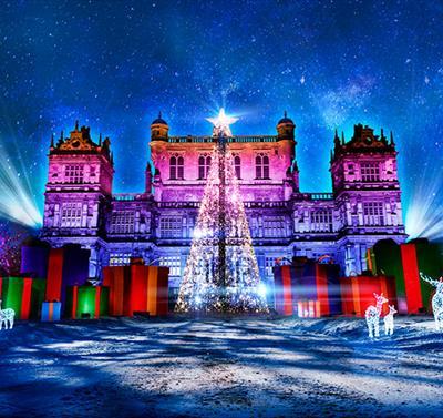 Christmas at Wollaton 2021 promo