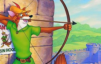 Disney's Robin Hood - Film and Food Festival 2021