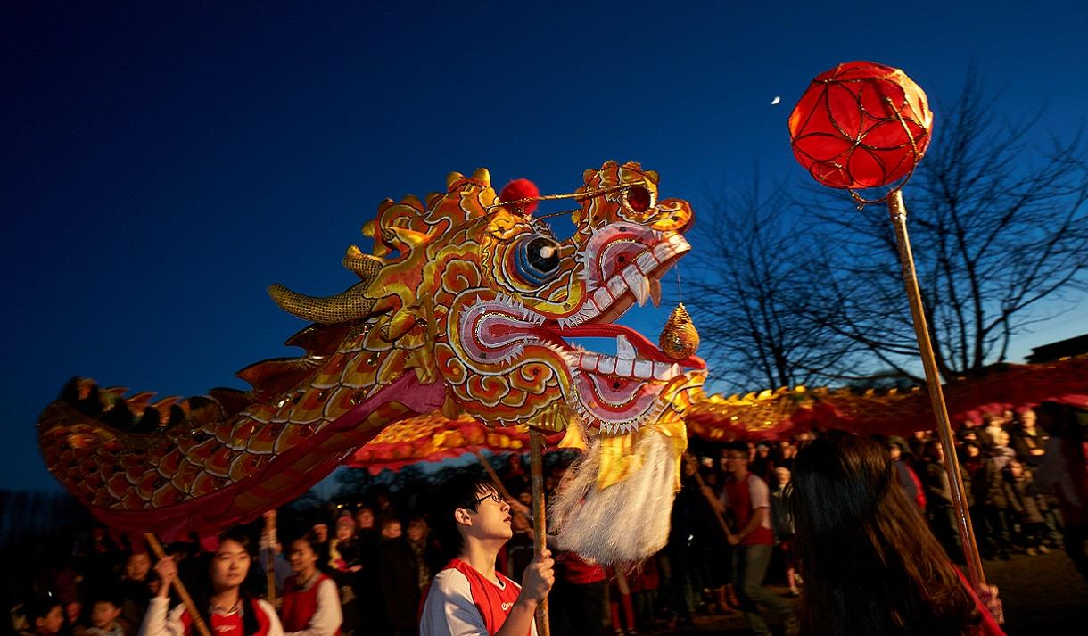 Chinese New Year Celebrations at Old Market Square