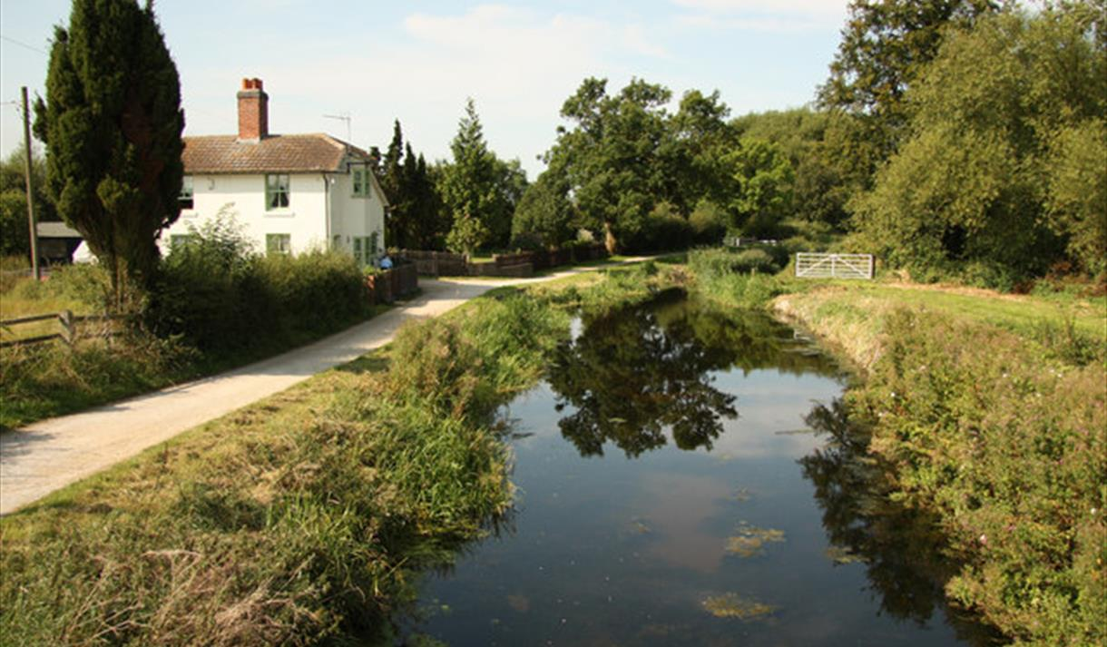 Cotgrave Canal & Country Park Cycle Route