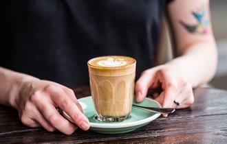 200 Degrees Coffee, East Midlands Designer Outlet