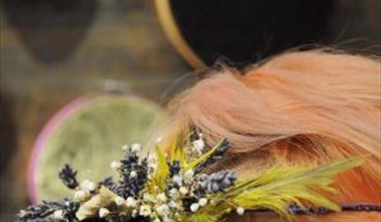 Make a Floral Headdress