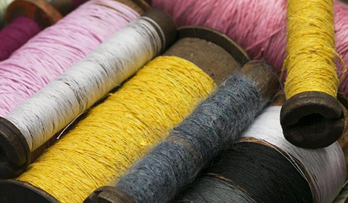 Textiles & Wire Work Florals