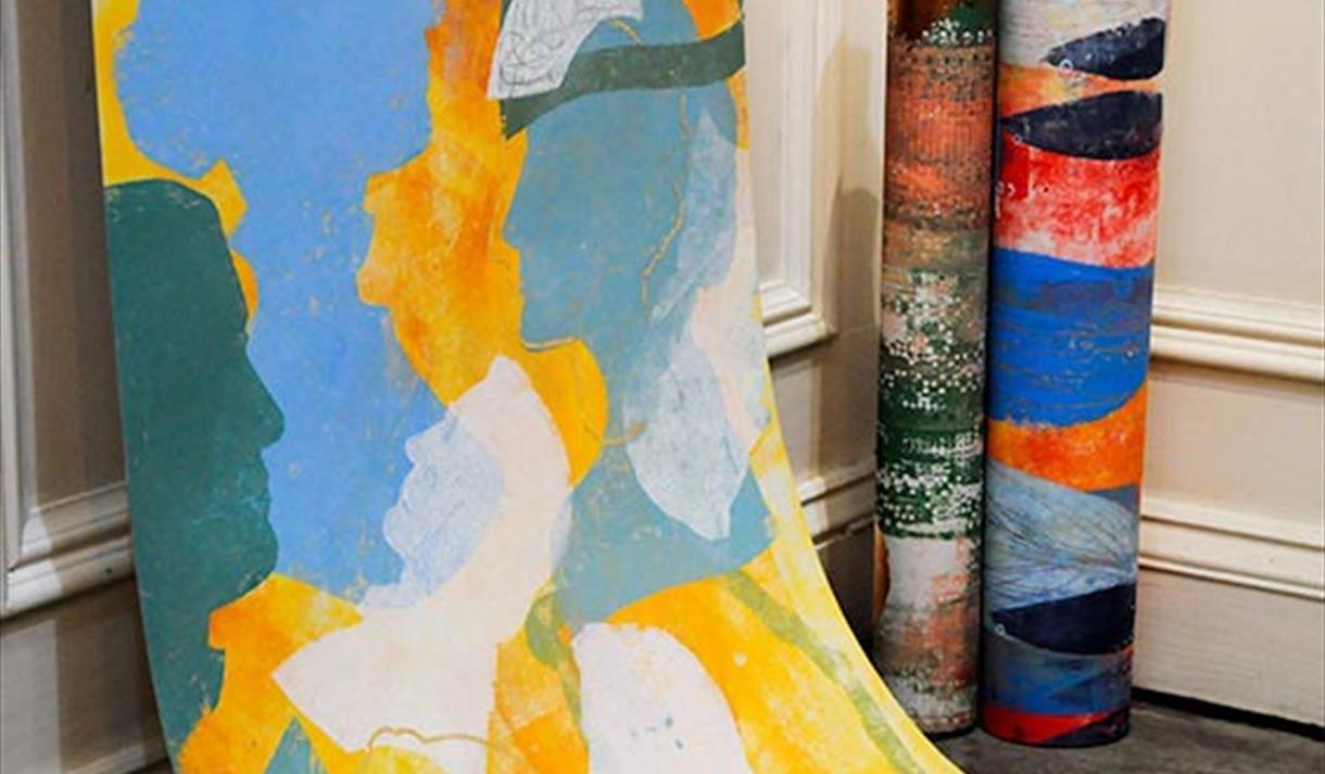 Design A Wallpaper Panel Workshop