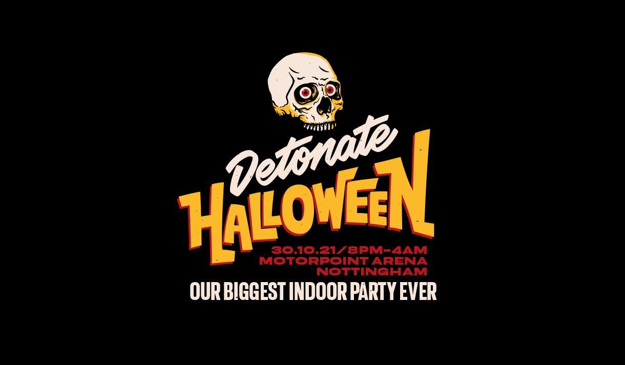 Detonate Halloween: In The Arena