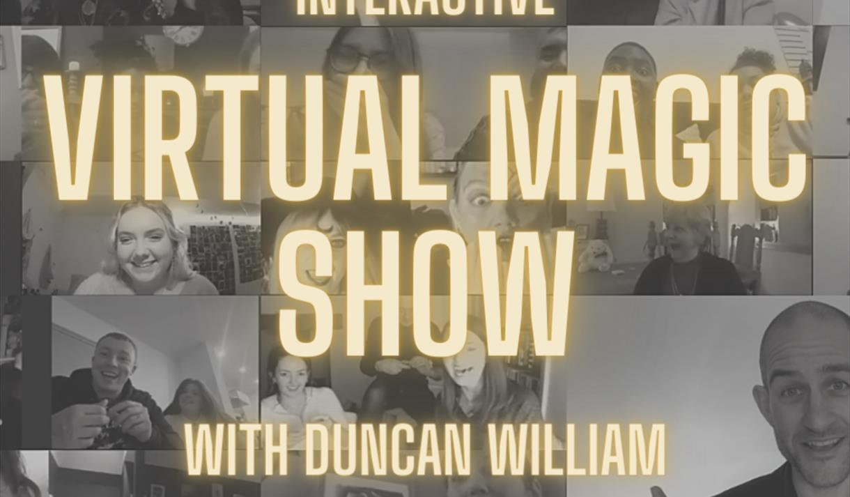 Nottingham magician, magic events in nottingham, nottingham magic shows