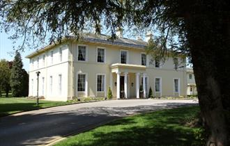Eastwood Hall, Nottinghamshire