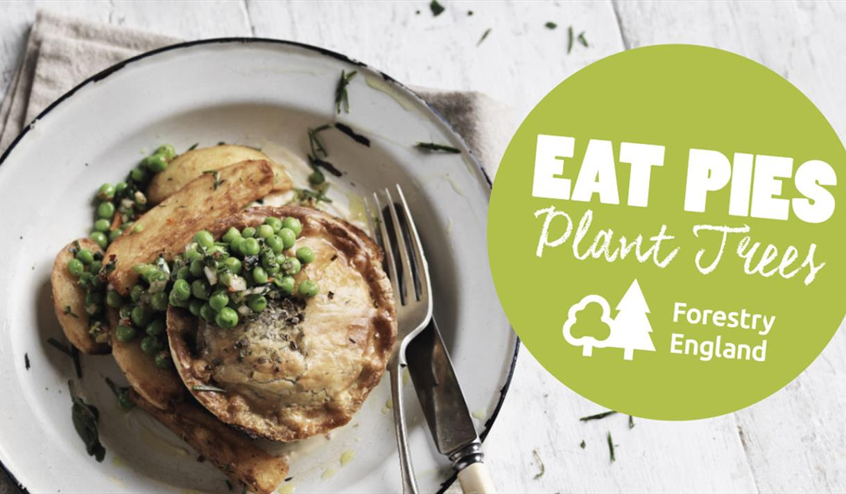 Eat Pies, plant trees