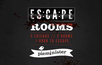 Pieminister Escape Rooms