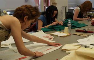 Fashion Making for 15 - 17 Year Olds - Short Course at NTU, Nottingham Trent University