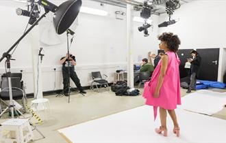 Fashion Styling for 15 - 17 Year Olds - Short Course at NTU, Nottingham University
