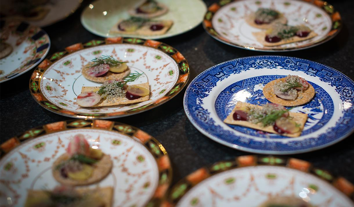 Festive Supperclub with chef Craig Floate