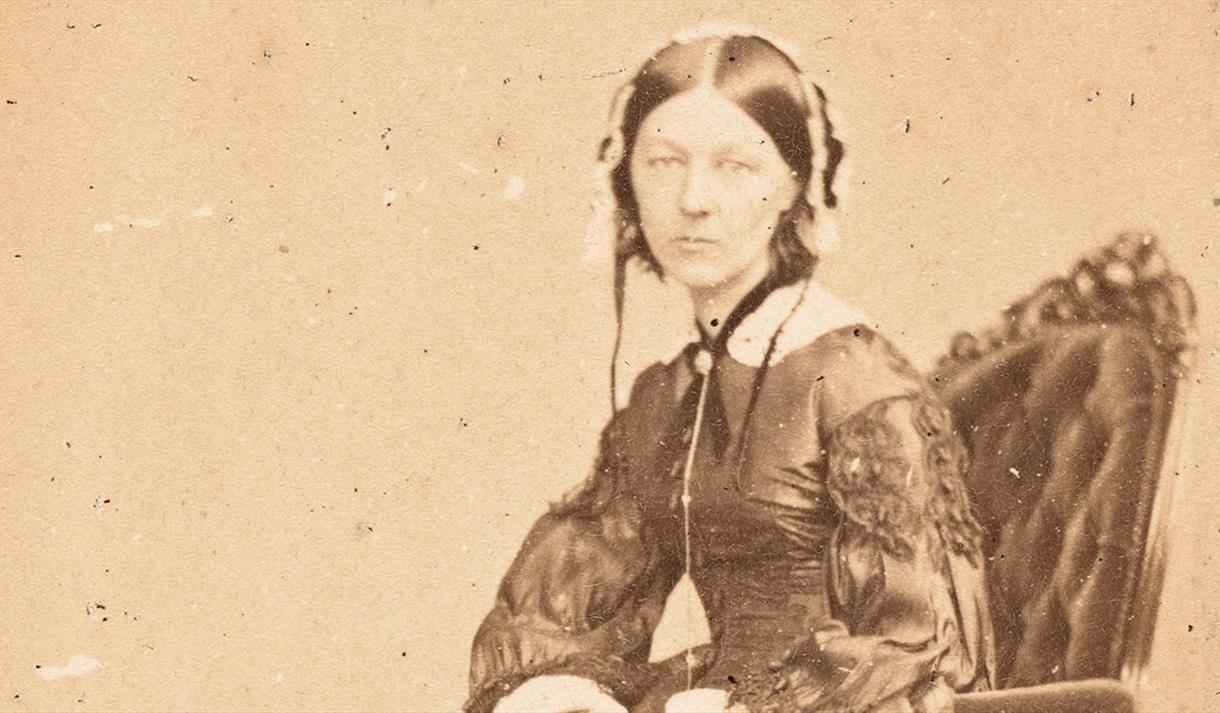 Florence Nightingale Comes Home