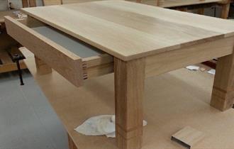 Furniture Making Workshop - Short Course at NTU, Nottingham Trent University