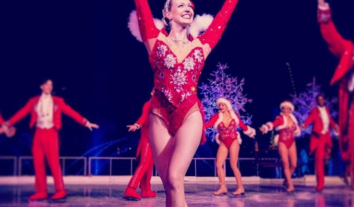 The Magic of Christmas Ice Gala Show