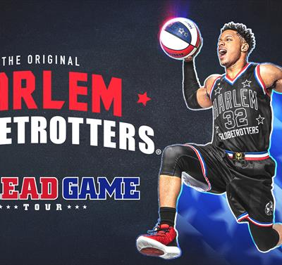 The Harlem Globetrotters: Spread Game Tour