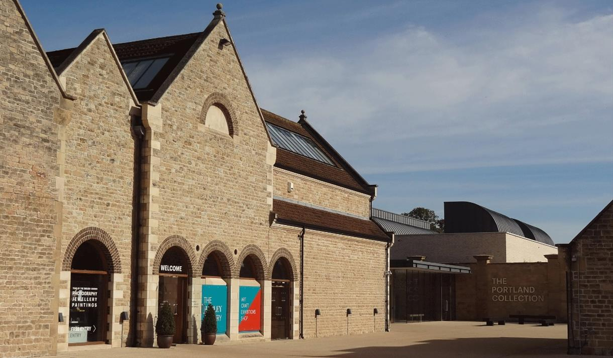 The Harley Gallery, Nottinghamshire