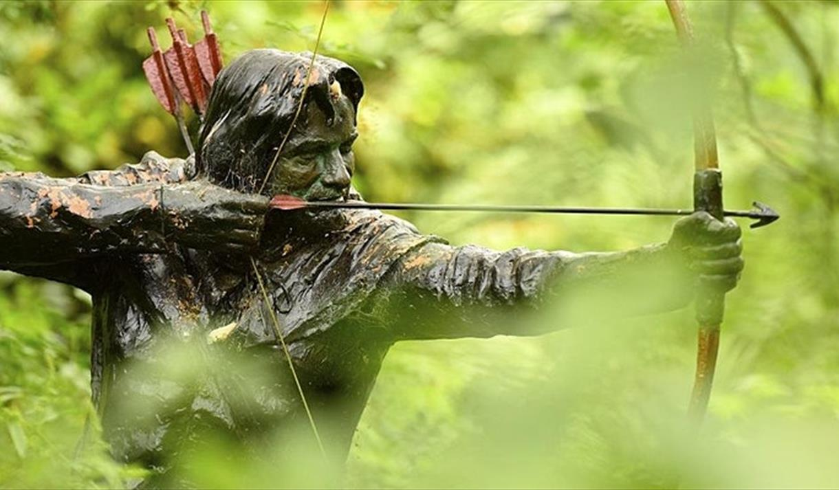 Have-a-go Archery at Sherwood Forest